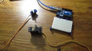 Курс по Робототехнике - Урок 6 Устройство и принцип работы сервопривода