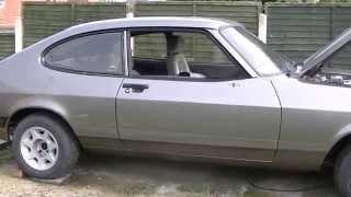 1984 Ford Capri 2.8 Injection Cologne V6 rebuild part 1