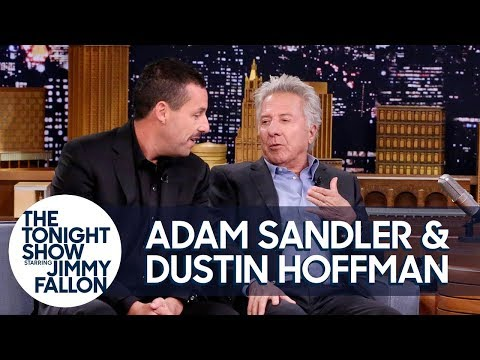 Dustin Hoffman's Kids Kicked Off His 20YearLong Bromance with Adam Sandler