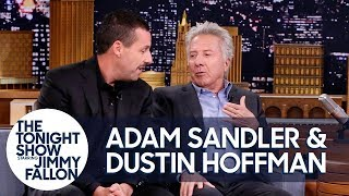 Dustin Hoffman's Kids Kicked Off His 20-Year-Long Bromance with Adam Sandler