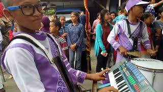 Drumband MTG Babadan Japura Bakti Live in Kalimeang