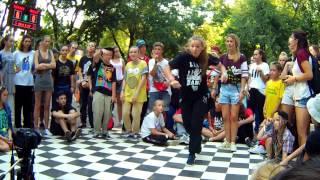 Fishka Stamina Battle 2015  hip-hop beg