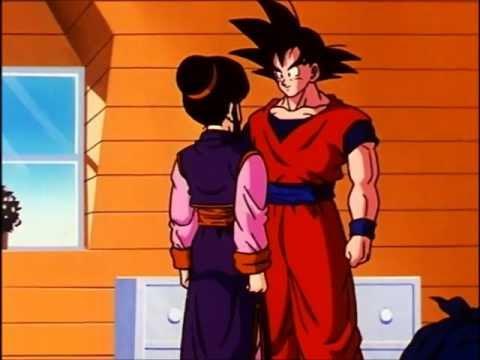 Son Goku Chichi