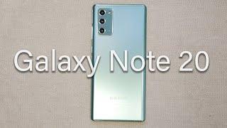Samsung Galaxy Note 20 - Обзор