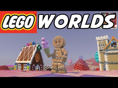 LEGO Worlds - Revisiting the Worlds of LEGO! - Let's Play LEGO Worlds Gameplay