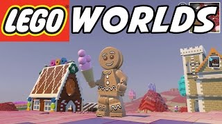 LEGO Worlds - Revisiting the Worlds of LEGO! - Let