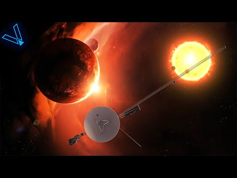 What Will Voyager One & Two Encounter Next? (4K UHD)