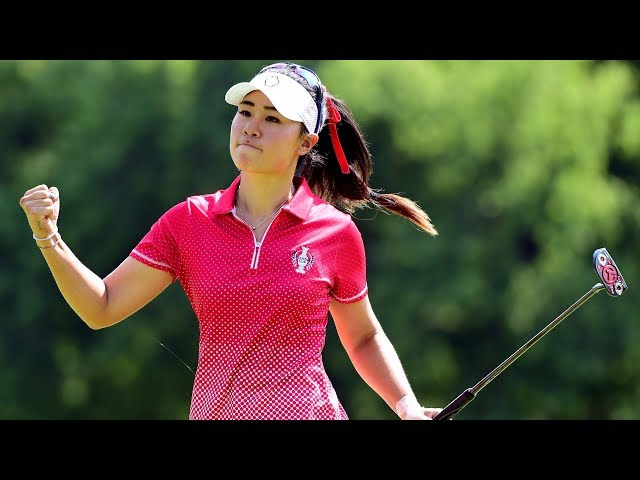 Danielle Kang and Madelene Sagström Set Sights on 2019 Solheim Cup