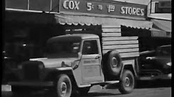 Dexter, MO 1950-1951 Home Movies