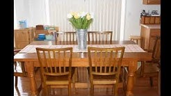 Kitchen Table Chairs - Standard Kitchen Table Chair Height | Best Design Picture Ideas for
