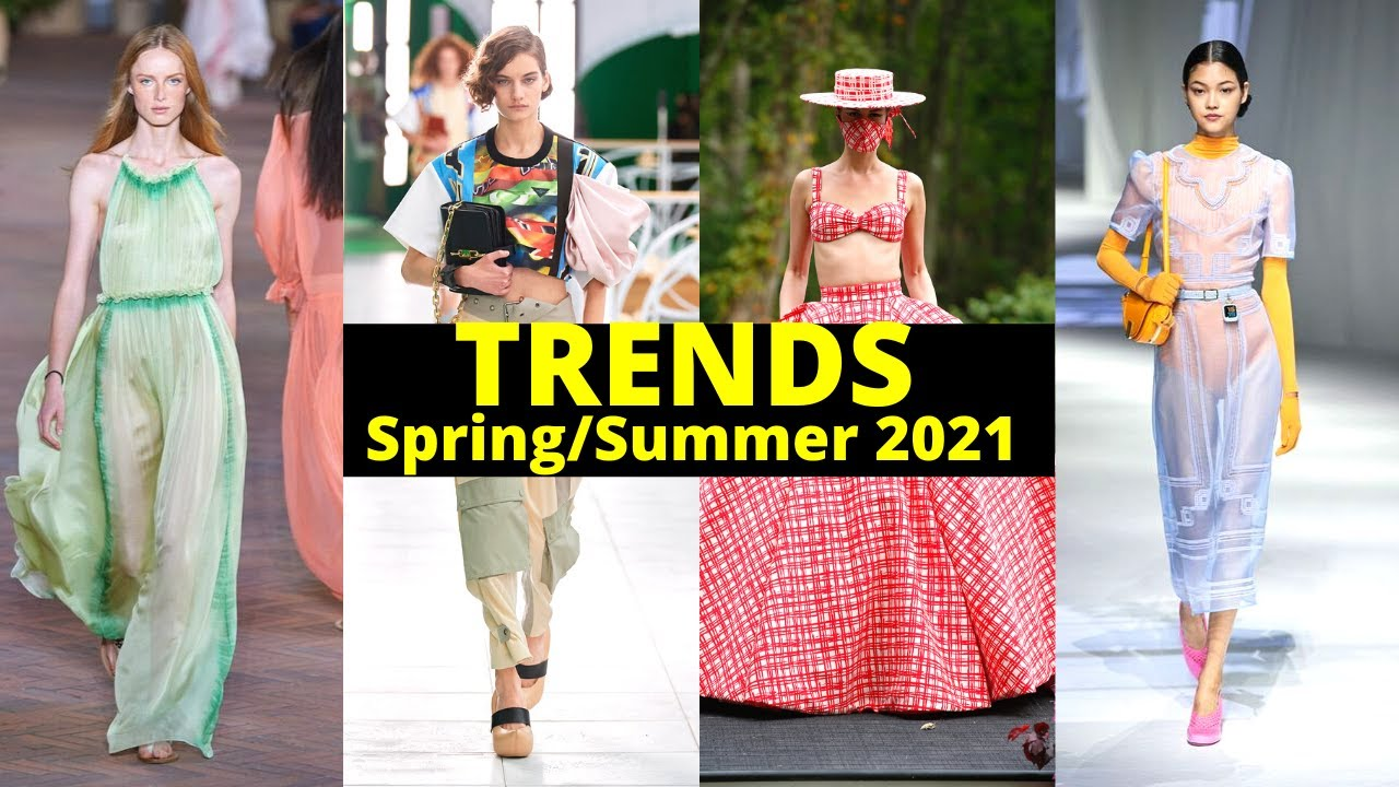 SPRING/SUMMER 8 FASHION TRENDS Part8