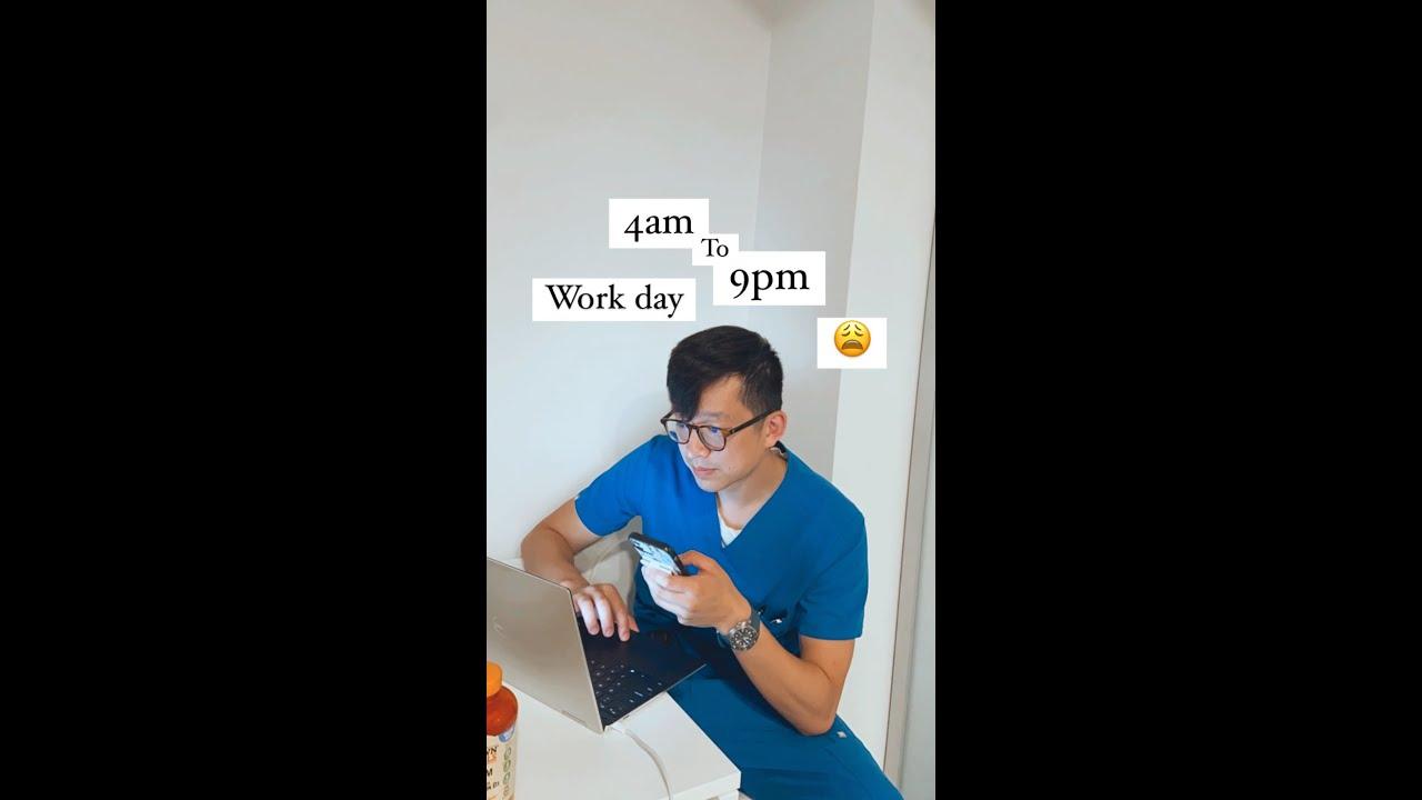 4AM-9PM shift 😱  #shorts