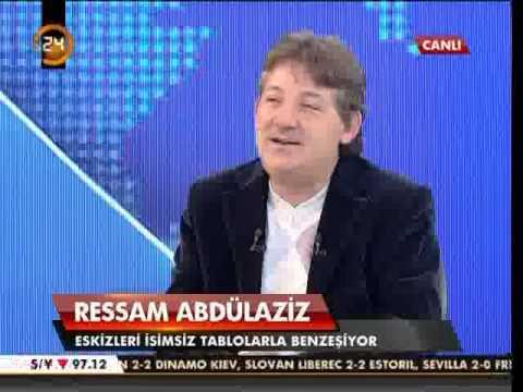 Ressam Abdülaziz