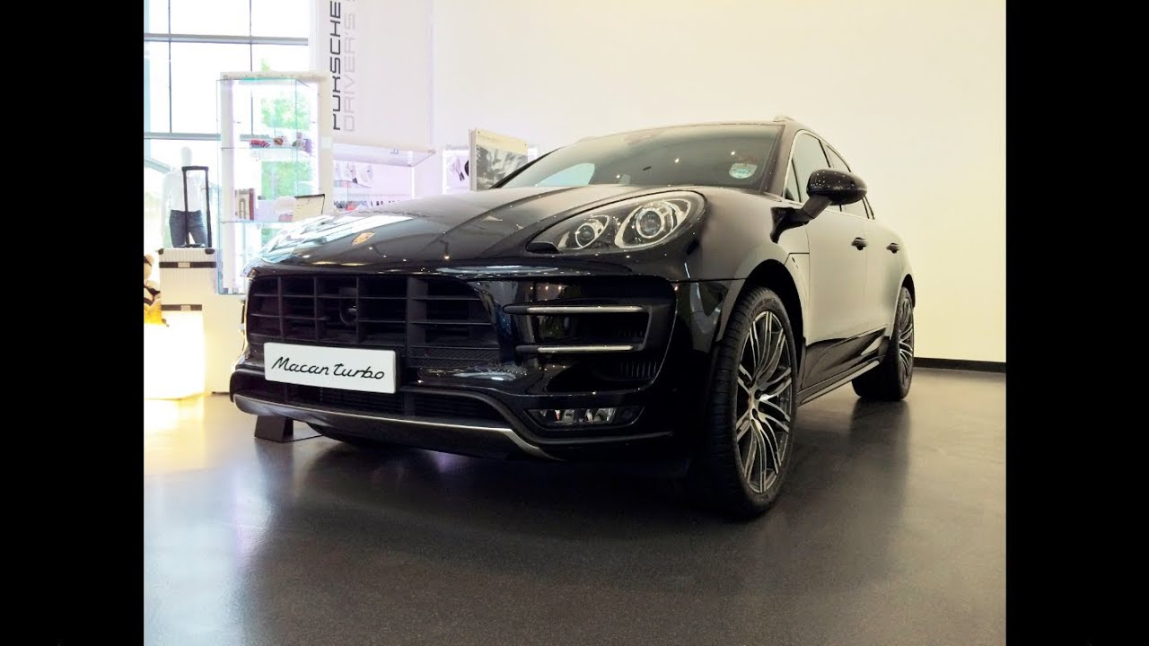 2014 porsche macan turbo review interior and exterior