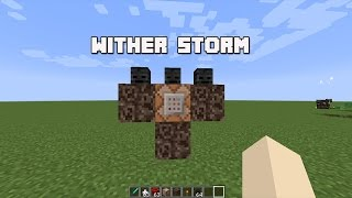 minecraft tutorial - cara membangkitkan wither storm