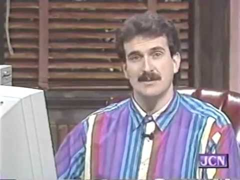 A low-budget computer show from the 90s