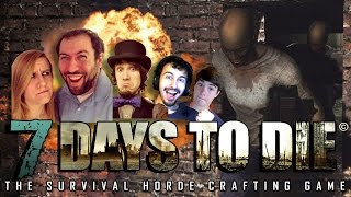 UNINVITED GUESTS | 7 Days To Die Part 2