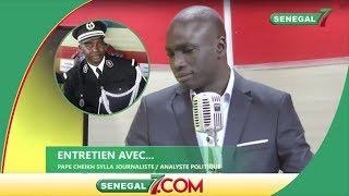 Mort du commandant Sané : Pape Cheikh Sylla « l'État doit prendre l'insécurité au sérieux »