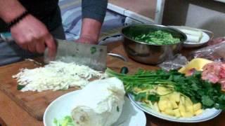 Приготовление блюд Китайской кухни 1