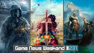Игровые Новости — Game News Weekend #231 | (Metro Exodus, GoW 4, Kingdom Come Deliverance, Anthem)