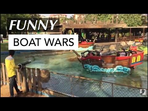 Adlabs Imagica   Boat Wars