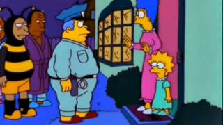 los simpsons close to you