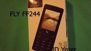 Fly FF244 телефон  Power Bank