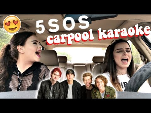 5SOS CARPOOL KARAOKE