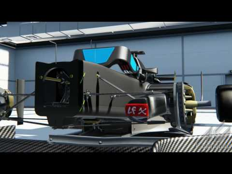 Spectacular, Yet Academic - RaceSim Studio's Formula RSS 2