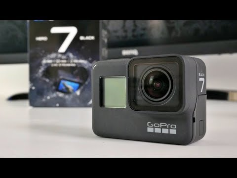 GoPro HERO7 Black - 4K @ 60fps - The Best Action Camera in the World?