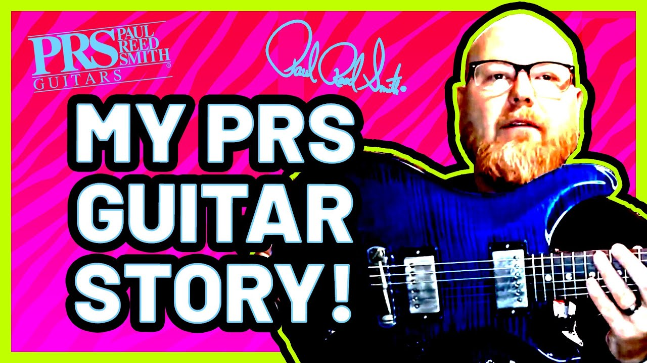 Download EPIC Story! My Paul Reed Smith McCarty - Vintage PRS Guitar