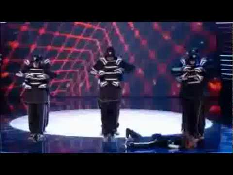 Velasco Brothers VS. Diversity (Dance Group - Pilipinas-Brit