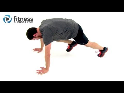 Spartan 500 Workout 500 Rep Workout Challenge by Fitness Blender