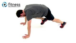 Spartan 500 Workout - 500 Rep Workout Challenge by Fitness Blender