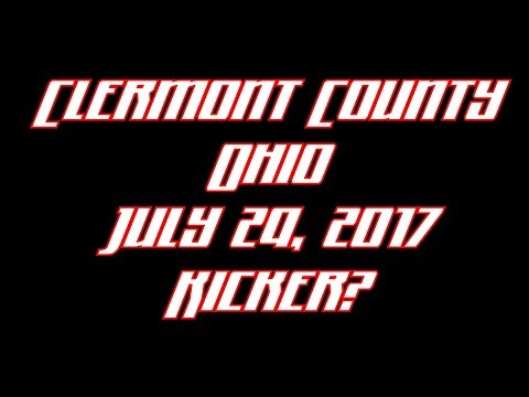 Clermont County Ohio July 29 2017 Kicker Class