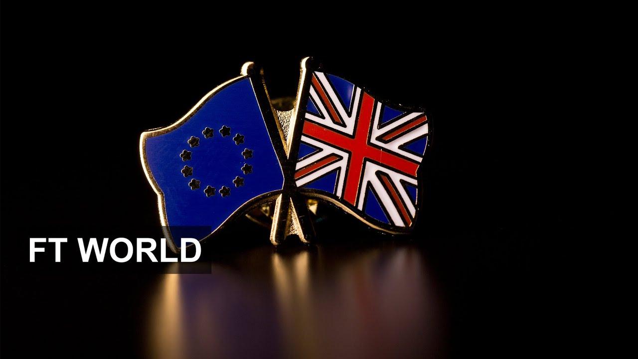 Brexit - Magazine cover