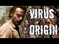 Origin of The Walking Dead Virus