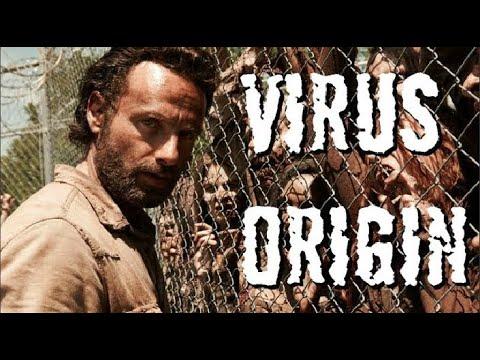 Origin of The Walking Dead Virus