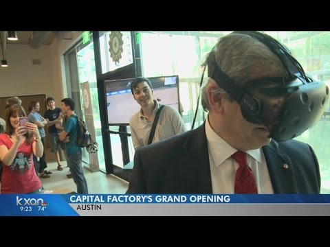 Capital Factory celebrates 9,500 sq. ft. expansion