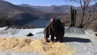 Dam out of bounds for Lesotho despite crippling drought