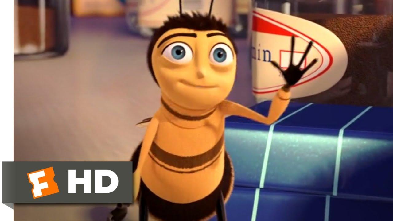 Bee Movie 2007 Ya Like Jazz Scene 3 10 Movieclips Youtube