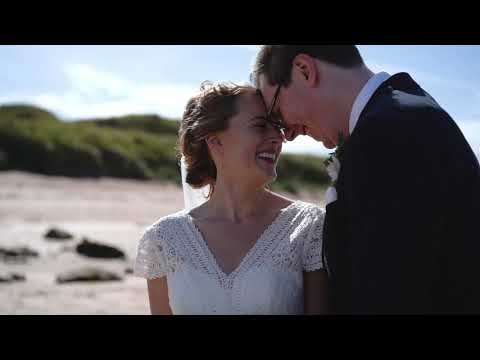 Cambo Estate Wedding Film // Cate and Jonny