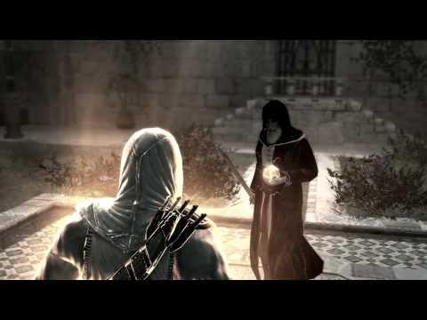 Assassin's Creed [PC] - Part 17 - [Memory Block 7 - Final Kill: Al Mualim] + Ending & Credits