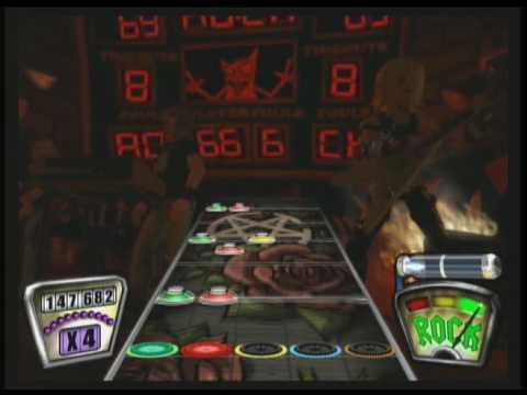 YYZ 100% FC Expert Guitar Hero 2 XBOX 360
