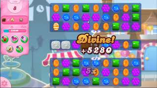 Candy Crush Saga Level 1454 - Skillgaming