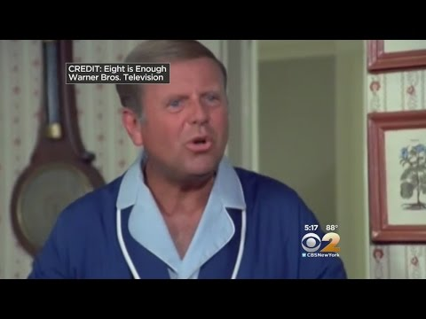 Veteran Actor Dick Van Patten, 86