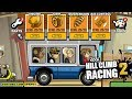 Hill Climb Racing 2 Android Gameplay Ep 3 - Bus MAX Upgraded