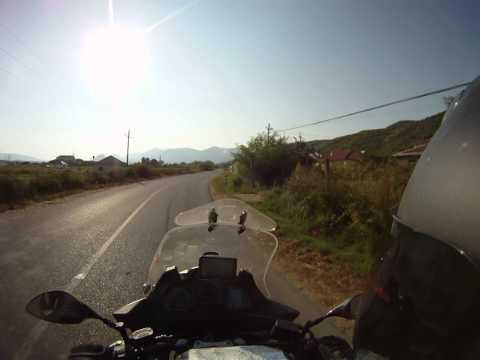 In northwest Albania, near the border to Montenegro