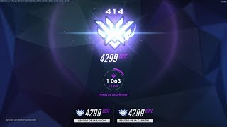 Overwatch PC Défi Manette TOP 500 MA COUILLE !!!