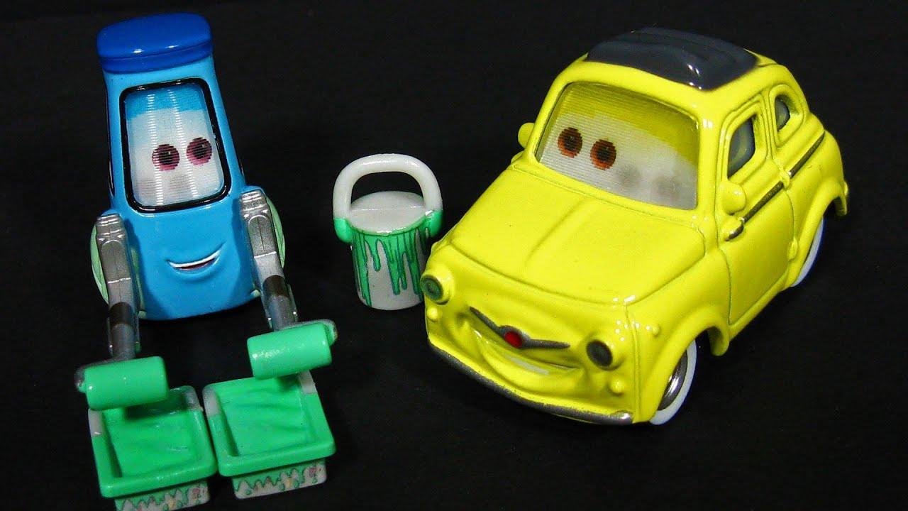 Cars  Cast Luigi